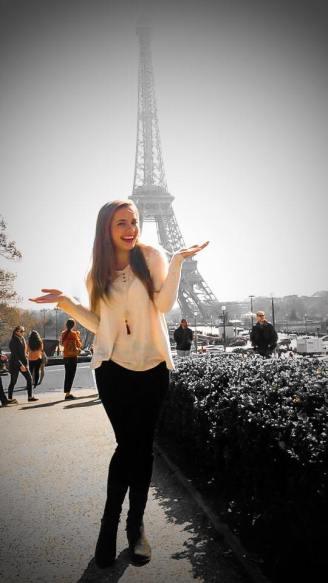 Paris Eiffel Tower ME